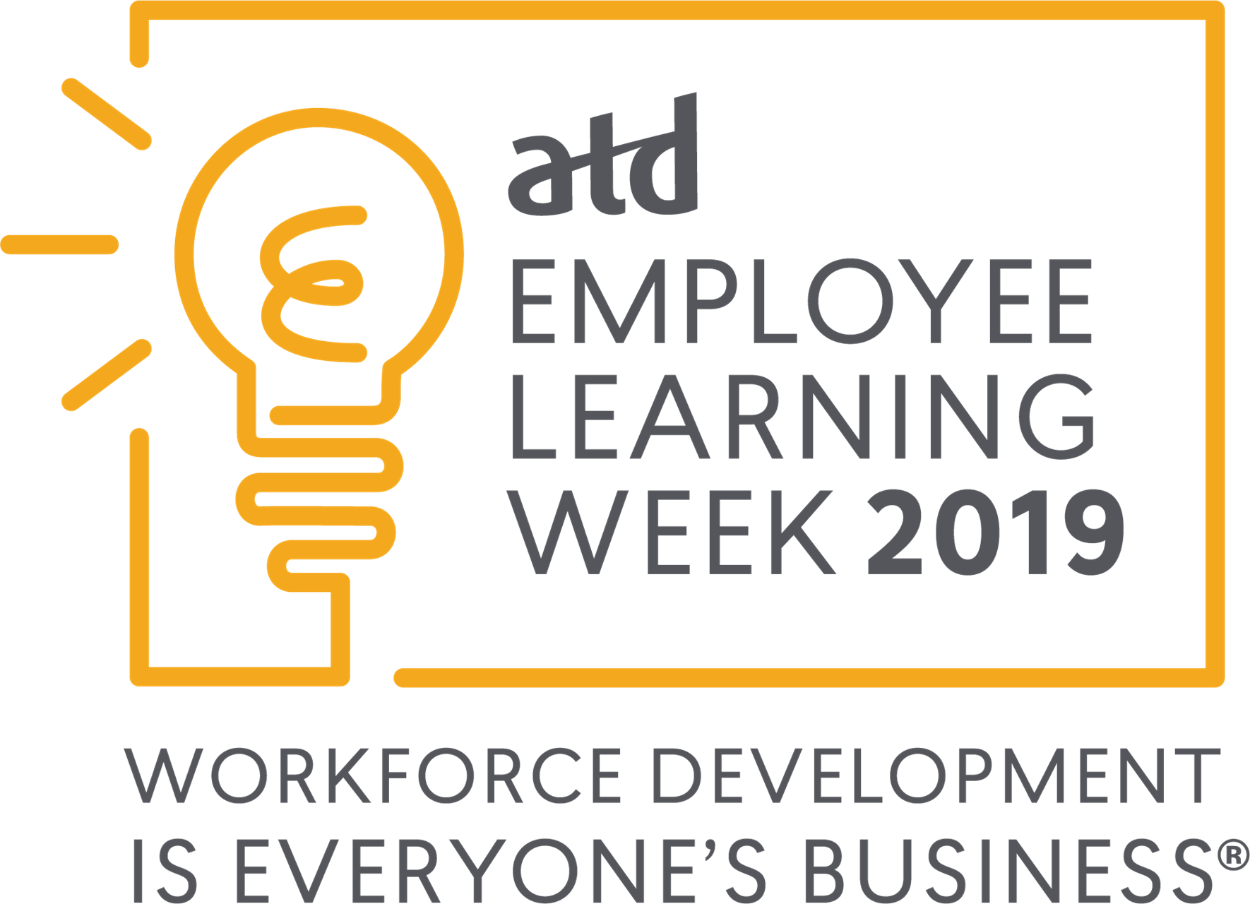 ATD Employee Learning Week Logo